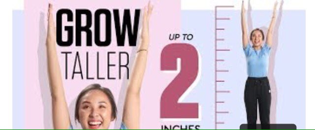 How to Get Taller Naturally https://t.co/dungiOlNEZ via @YouTube https://t.co/5jpC2ICORA