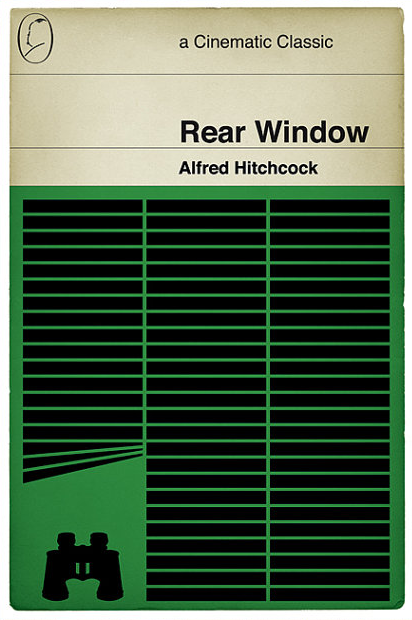 REAR WINDOW (1954) by Alfred Hitchcock #thriller … #book pic.twitter.com/S57bKKQEjs