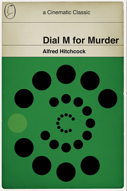 DIAL M FOR MURDER (1954) by Alfred Hitchcock #thriller … #book pic.twitter.com/HfuZljzILH