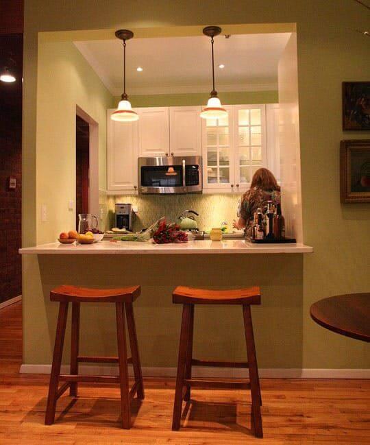 Just Diy Decor On Twitter 17 Breakfast Bar Ideas For Small Kitchens Https T Co Djzi8a5pfy Homedecor Home Homedecorideas Breakfastbarideasforsmallkitchens Breakfastbarideas Breakfastbar Kitchen M4tv5axrz9