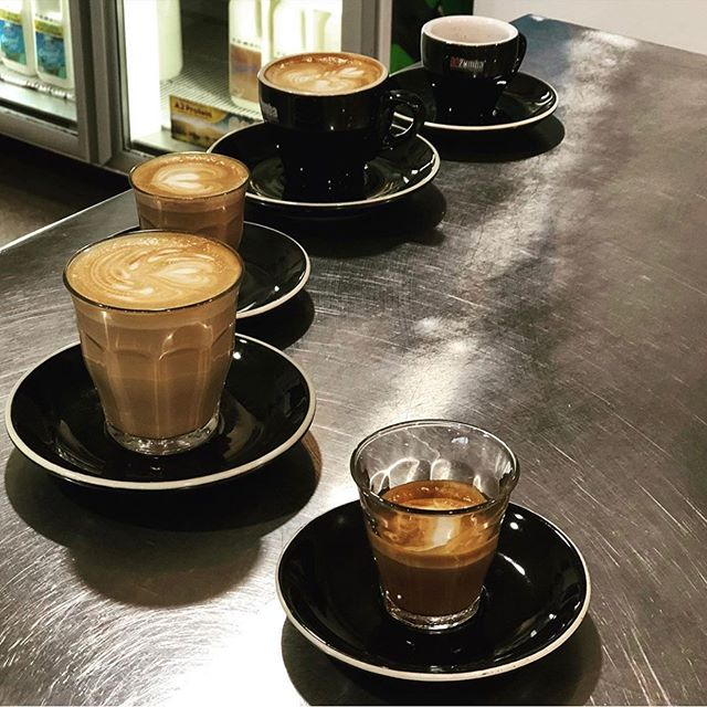 Morning coffee at Gwynneville Bakery in Wollongong  the coffee chosen is our very own LaZumba Espresso!  Contact us to order LaZumba for your establishment on 1300 552 883  #lazumbaespresso #lazumba #sydneycafes #sydneyrestaurants #visitwollongong #gwynnevillebakerypic.twitter.com/5DAY4jivdJ