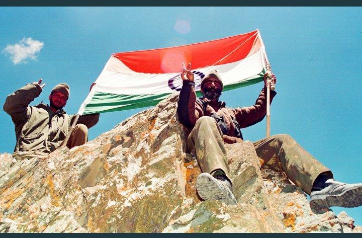Jai Hind ! #CourageInKargil https://t.co/NKivRJfyIt