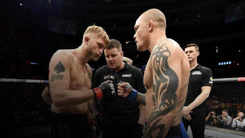 Let's go @AlexTheMauler. Excited to see you back. https://t.co/n7gNTOMCXG