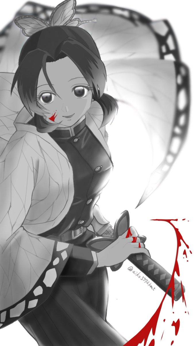 しぶき イラスト 血