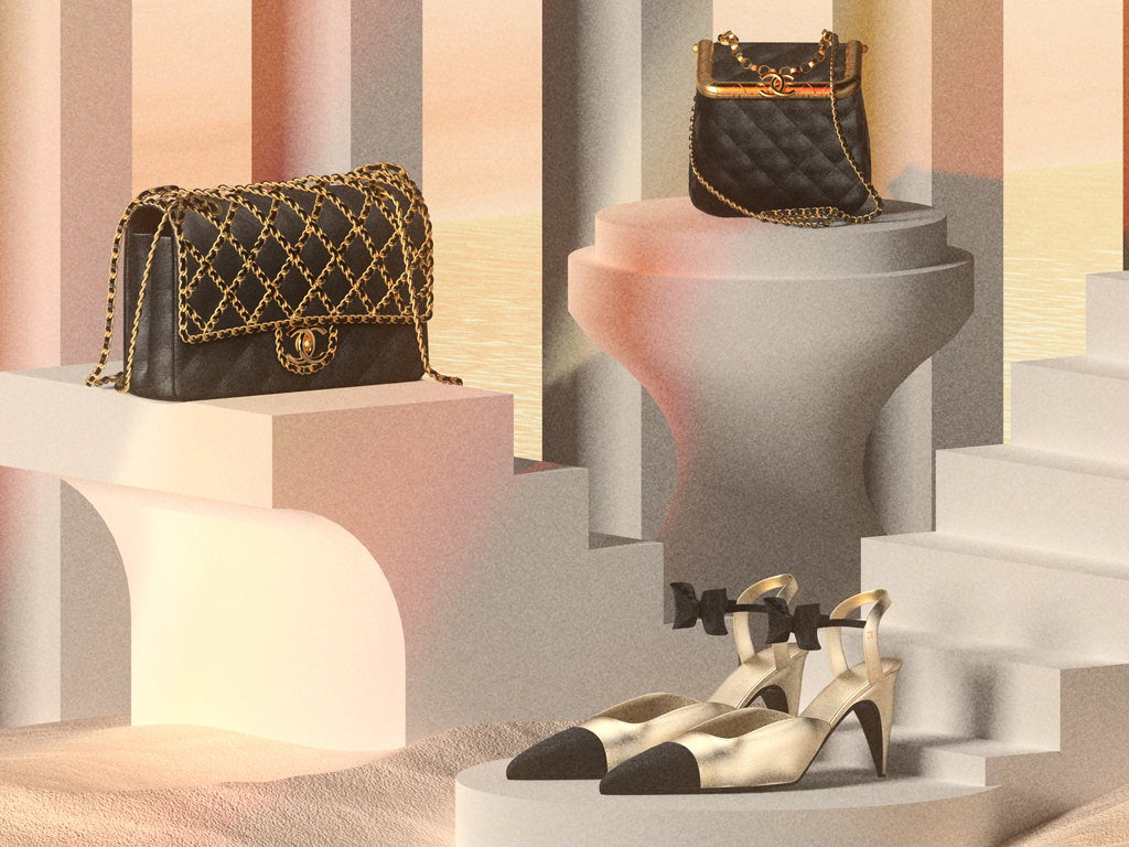 #obsessionoftheday @CHANEL #CHANELMetiersdArt 2020: All That Glitters Is Gold  Please RT! #newontheblog