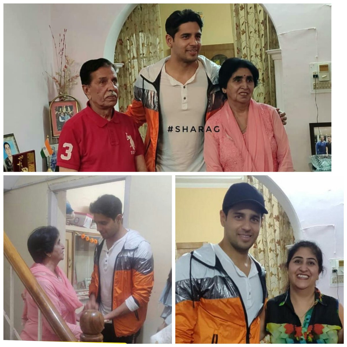 @SIDistan @suchin545 Dear @SidMalhotra No producer or director approached you but Captain Vikram Batra's family choosed you for Vikram Batra's biopic #Shershaah..This is best achievement for you..All awards are nothing in front of this appreciation..👏👏  #SidharthMalhotra