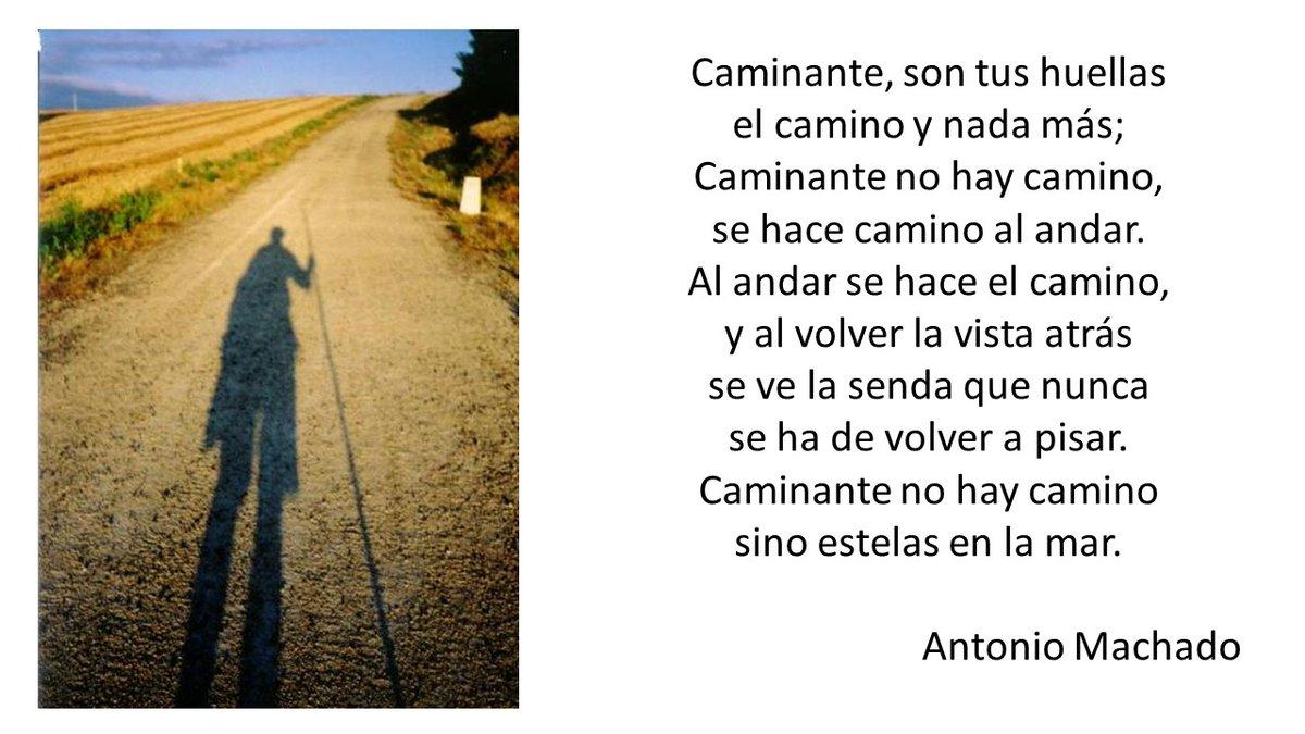 """Hoy Libro! on Twitter: """"Antonio Machado nacía un día como hoy de 1875  #poesía """"Caminante, son tus huellas..."""" #efeméride… """""""