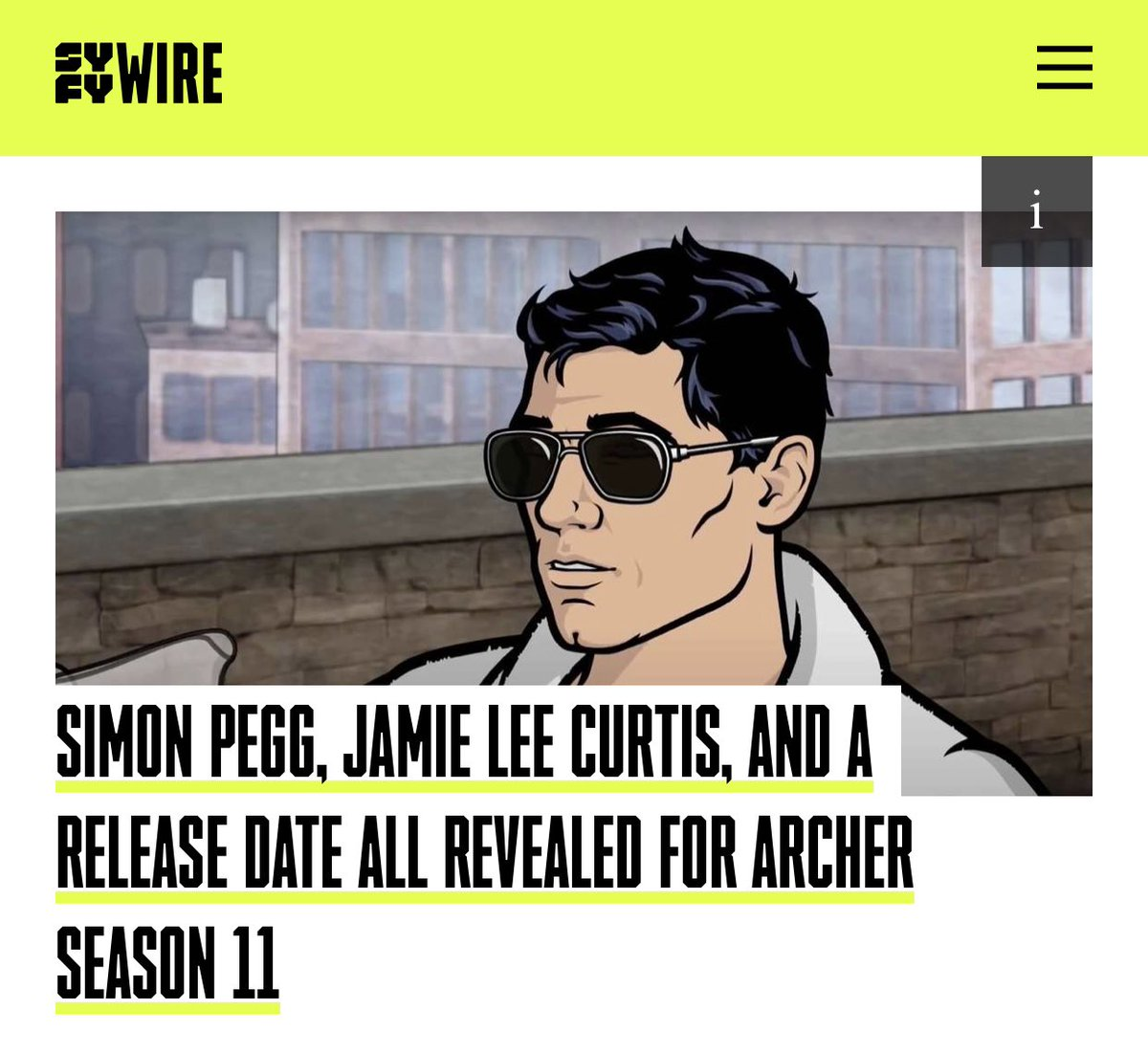 Oh F€%K YES! @archerfxx @TherealMRHIT