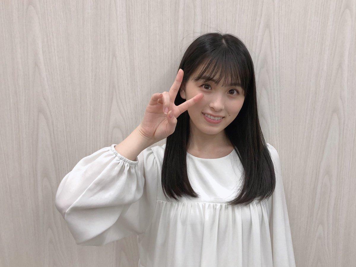 2020年7月26日nhkらじらー大園桃子さん白いワンピース