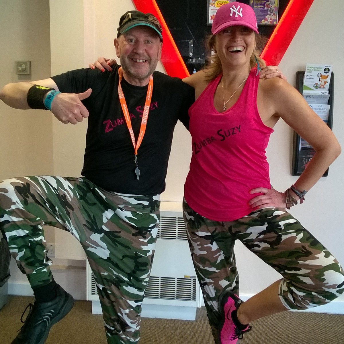 @jabberingjourno @gemmadeeray @BBCLancashire #gymsopen I return to my my #Gym #Classes #Safely  ...Tomorrow!  #BodyPump #Spinning #RocBox  ......and of course  #Zumba! ! 🎵🎶  @zumbasuzy @FCYMCA  (Pic BEFORE #SocialDistance measures 👍) https://t.co/wFSQ2lISo3
