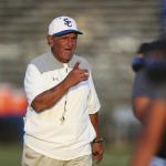 Image for the Tweet beginning: Veteran coach Monica offers insights