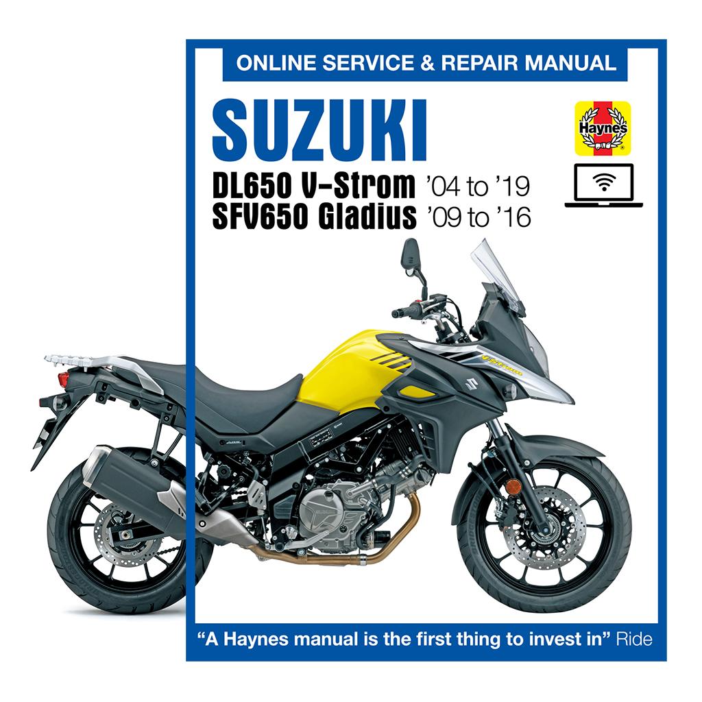 mediatime.sn Suzuki SFV 650 Gladius 2009 Haynes Service Repair ...