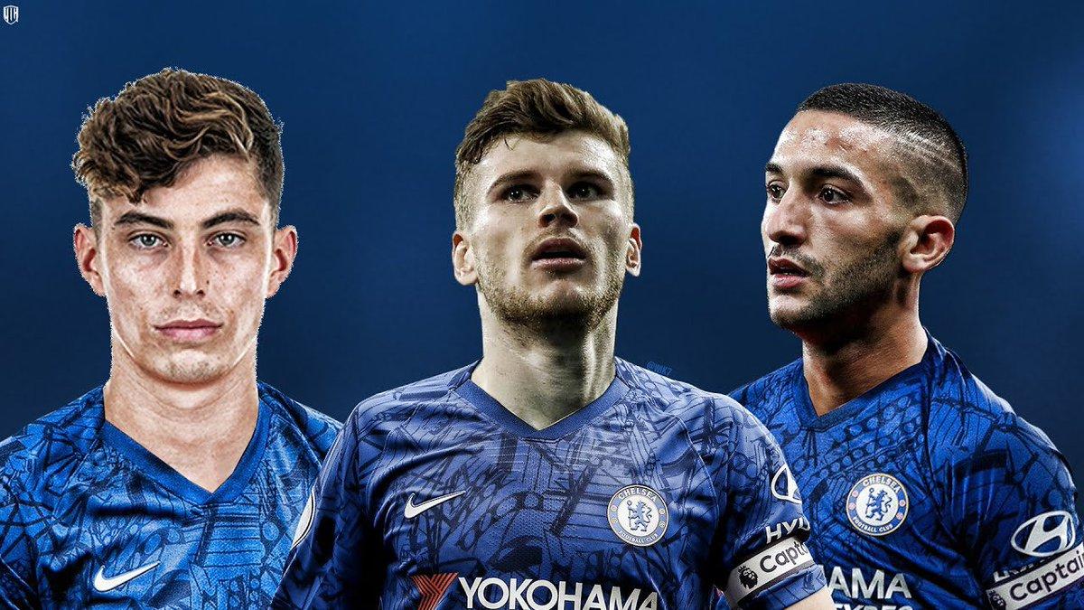 Qual clube tem o melhor trio de ataque nesta temporada?