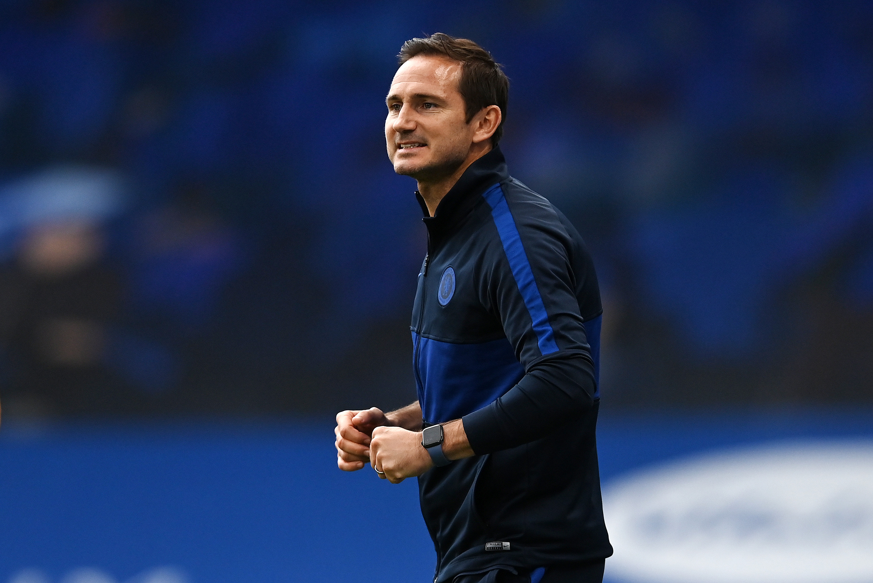 Lampard insists Chelsea are no longer in the era of Hazard and Drogba