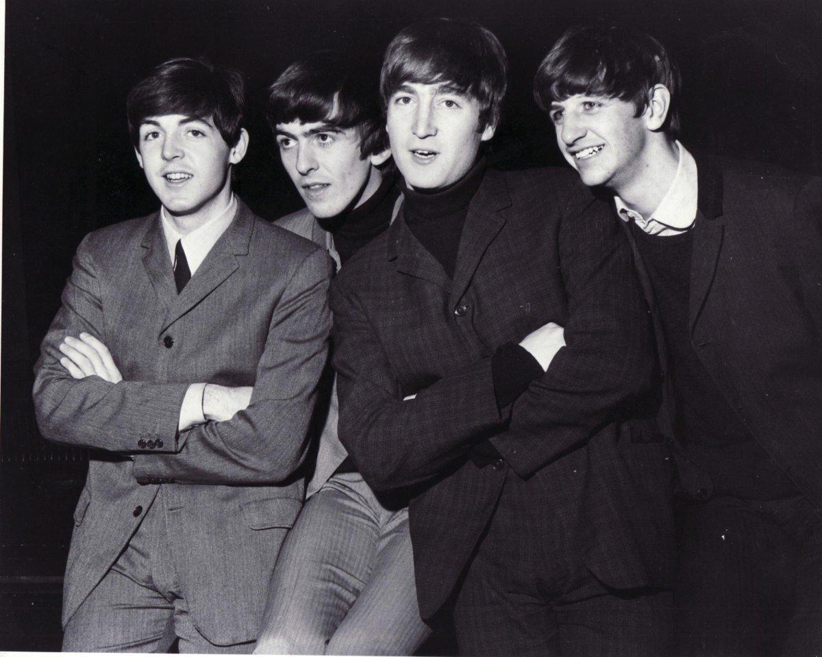 The #Beatles
