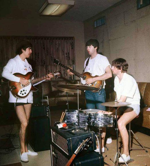 The #Beatles in Miami 1964