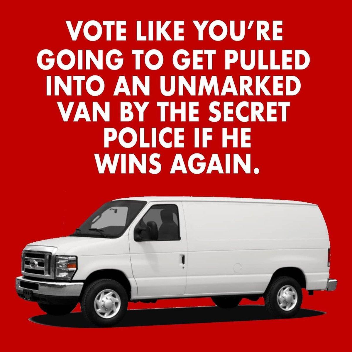 Real talk. #VoteBlueToSaveAmerica2020 #VoteBlueToEndThisNightmare