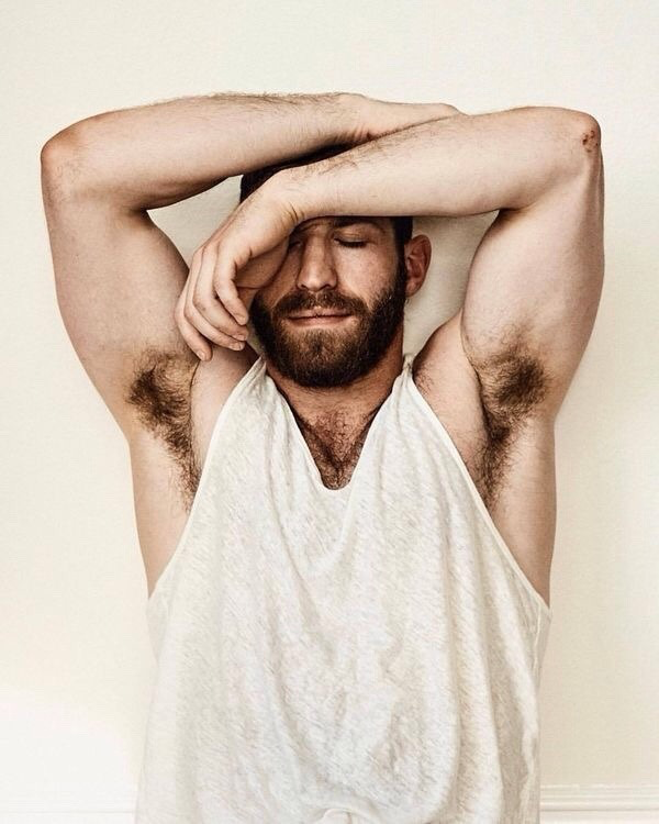 Hairy pits