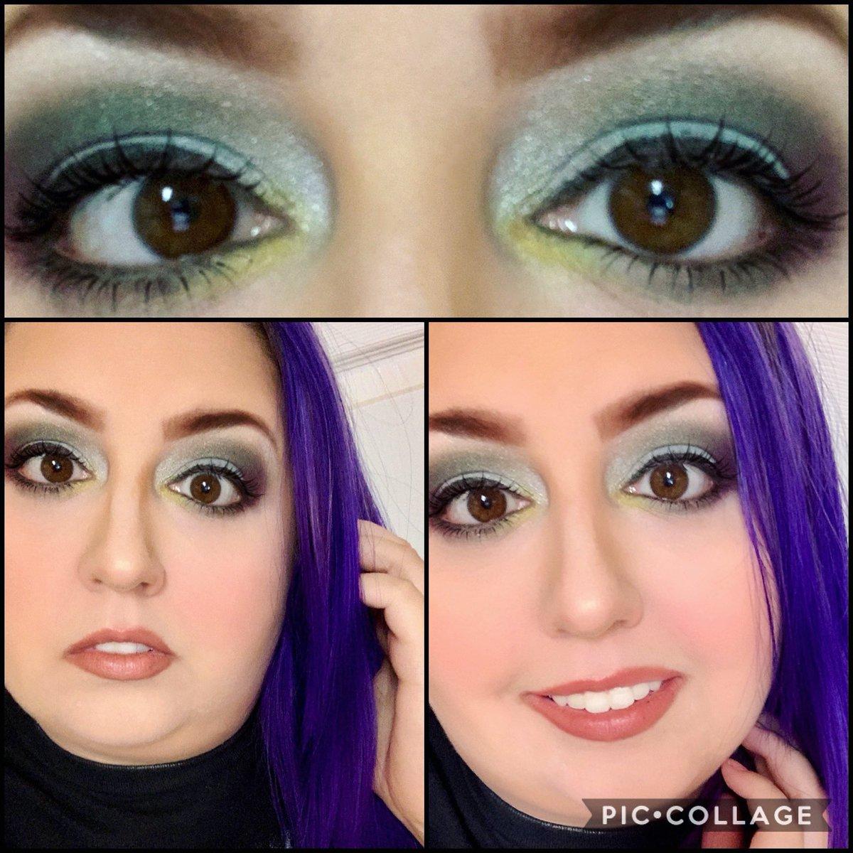 Be proud of your beauty! 😊😃❤️ @JeffreeStar @jeffreestarcos @shanedawson #jeffreestarcosmetics #jeffreestarapproved #conspiracypalette #makeup #makeuplooks #makeuplover #makeupoftheday #motd #jeffreestar #shanexjeffreestar #Gemini #geminheart #purplehair