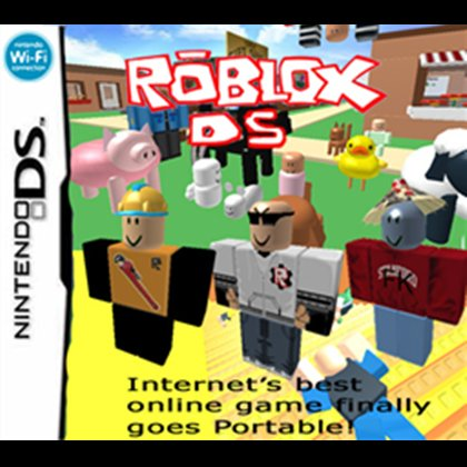Roblox Nintendo Ds Mathep On Twitter Roblox Got Announced For Ds
