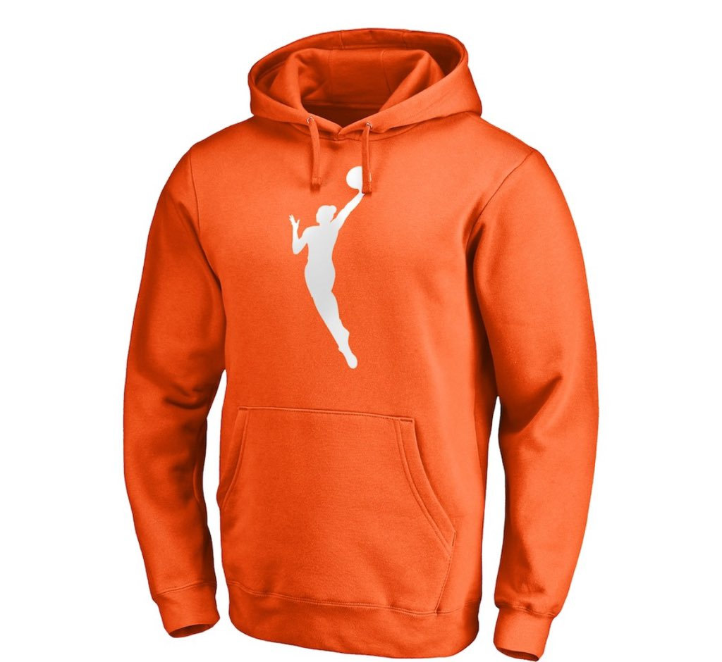 Really impressive: Top selling item on @fanatics today is this WNBA hoodie.