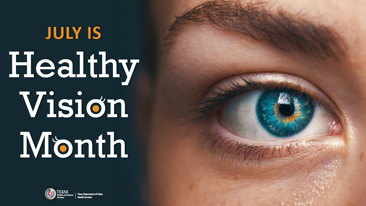 The risk for some eye diseases may increase with age. Taking care of your overall health is important for eye health. Here are some things you can do to keep your eyes healthy: bit.ly/3jsHj68 #HealthyVisionMonth #EyeCare