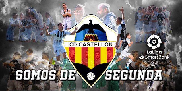 ⭐️EL @CD_Castellon VUELVE A SEGUNDA DIVISIÓN 10 AÑOS DESPUÉS  ⚽️ @CD_Castellon 1-0 @ue_cornella   🏟️ La Rosaleda (Málaga)  🏆 Acompaña al @UDLogrones, @FCCartagena_efs y @CESabadell a la categoría de plata https://t.co/cMf4mkPVZt