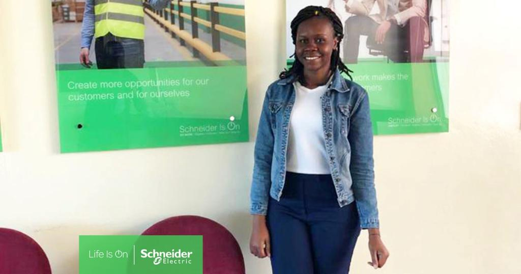 Schneider Electric intern testimonial