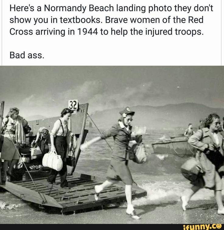 #normandybeach #redcross #1944 ifunny.co/fun/lXkBpMkq7?… #iFunny