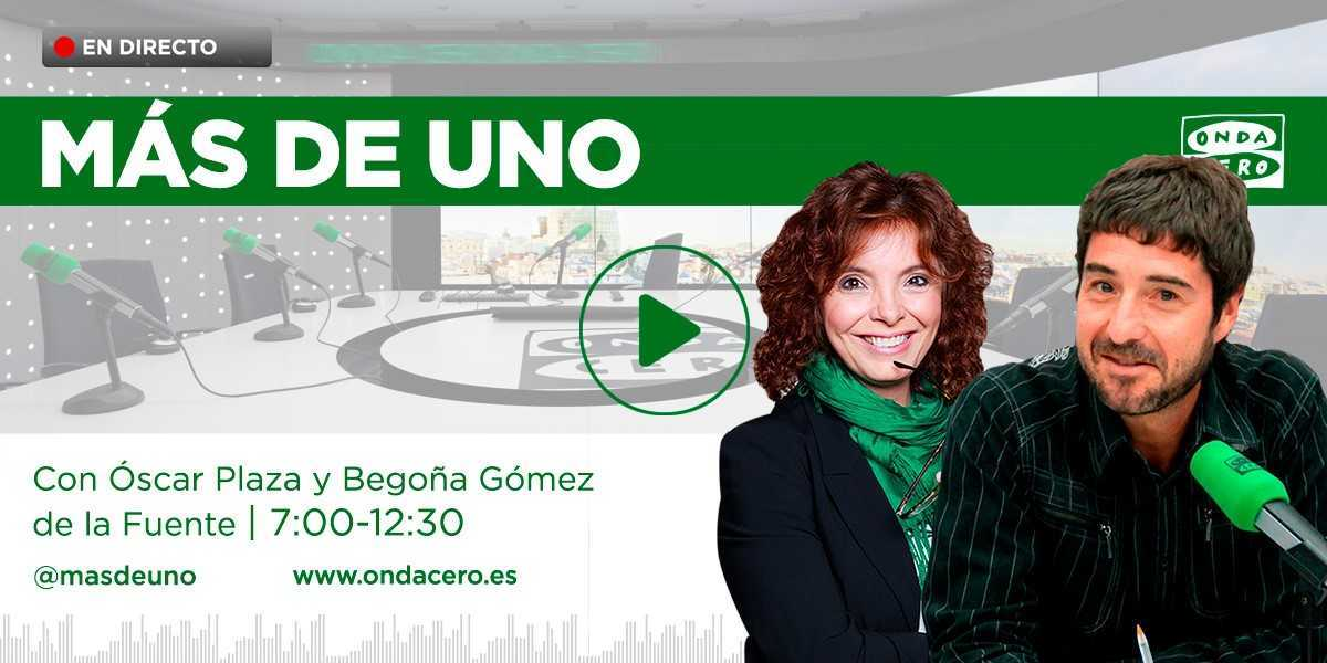 Begoña Gómez de la Fuente y Oscar Plaza, ONDA CERO