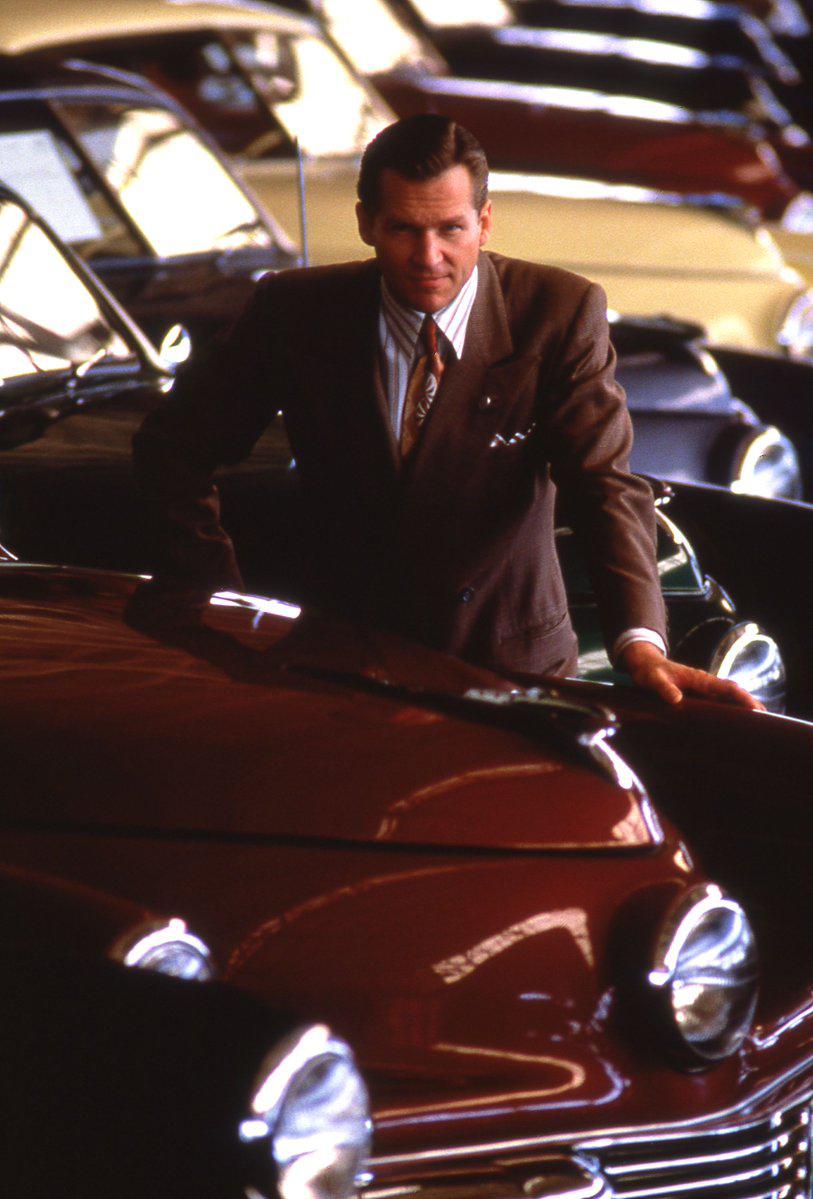 【8月2日まで上映中 *7/29休映】『タッカー 4Kデジタル・リマスター版』監督:フランシス・フォード・コッポラ制作:ジョージ・ルーカス出演:ジェフ・ブリッジス理想の車を作るため、1940年代の巨大なアメリカ自動車産業界にたった1人で挑んだ実在の起業家を描いたヒューマン・ドラマの傑作。
