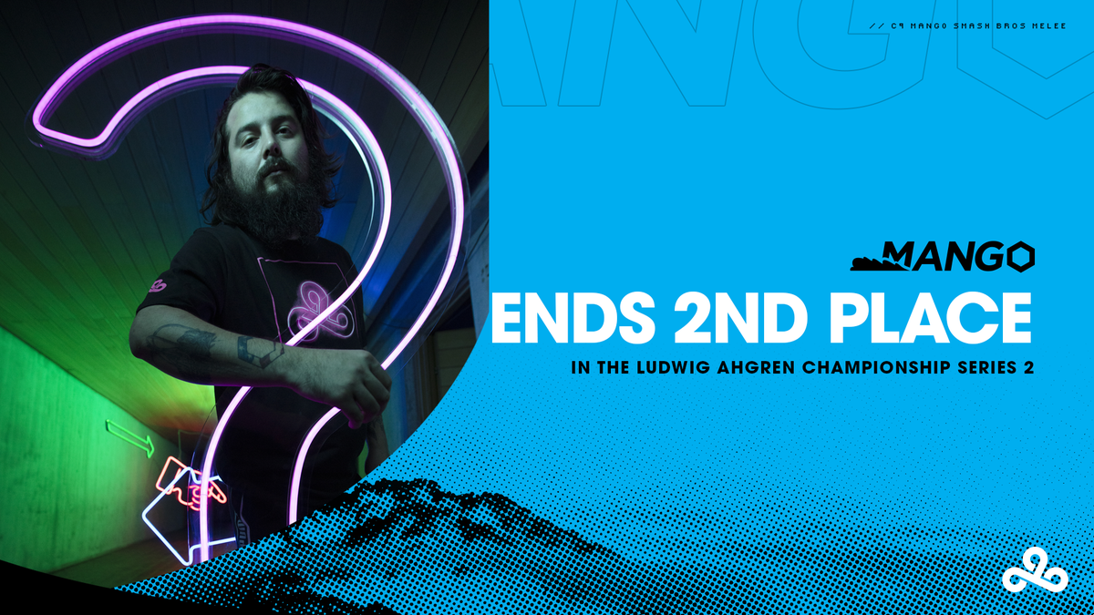 .@C9Mang0 finishes his run in the Ludwig Ahgren Championship Series 2 as he takes 2nd place. GGWP and congrats @ZainNaghmi!