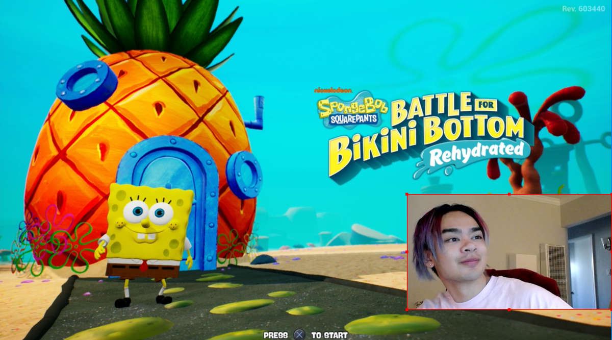 playing spongebob battle for bikini bottom come hang https://t.co/mXDGoOyyzg https://t.co/O3bMXj3mF1