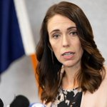 Image for the Tweet beginning: New Zealand PM Ardern's ratings