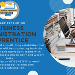 Image for the Tweet beginning: 📣NEW VACANCY IN EXETER📣 Business Administration