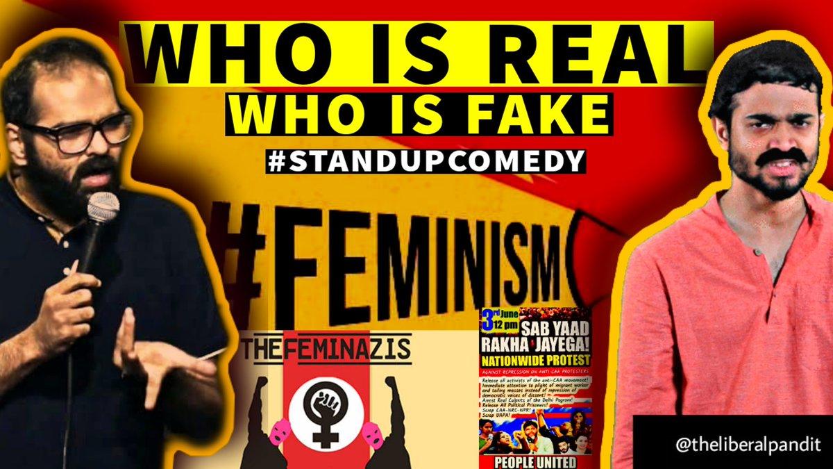 Watch this now... Real vs fake #standupcomedy Link - - - 👇👇👇👇👇👇👇👇 https://t.co/m5Ywr5NTdy #kunalkamra #bhuvanbam #bbkivines #standupcomedy #carryminnati #carryminati #bbki #Mumbai #MEMES #Feminism #YouTuber #YoutubeBanInPakistan #delhi #Nepotism #BollywoodMafia https://t.co/mCrBCmvqfU
