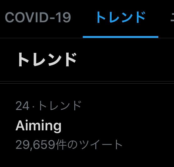 深田 エイミング