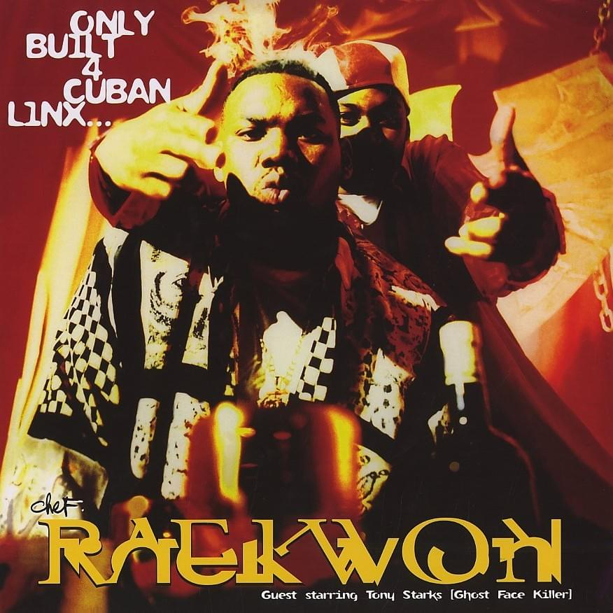 ⬇️ TODAY IN HIP-HOP ⬇️ 1995: Raekwon drops his debut album Only Built 4 Cuban Linx Certified classic 💿