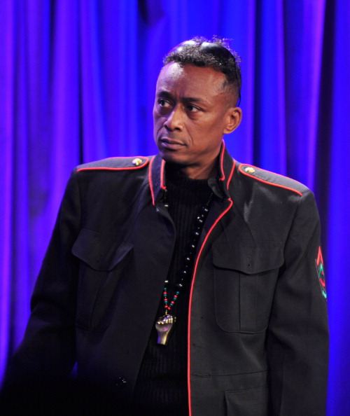 Happy birthday to Professor Griff 🎉 What's the first song you heard by him?