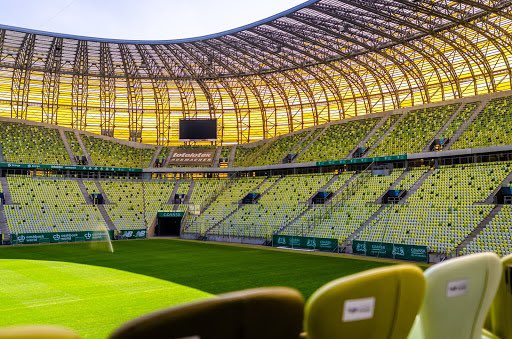 "COYSpurs on Twitter: ""Europa League Final 2021 venue : Gdansk Stadium in Poland. 44k Capacity. Decent away day 🍺🍺👍… """