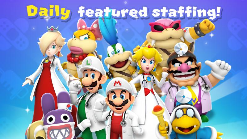 Nintendo Pulls the Plug on Dr. Mario World This Fall