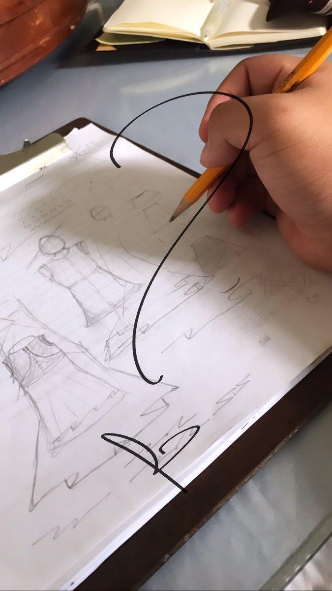 @shawacademy #shawfashionsketch basic flat sketch 101 https://t.co/m2FbDTFbMV