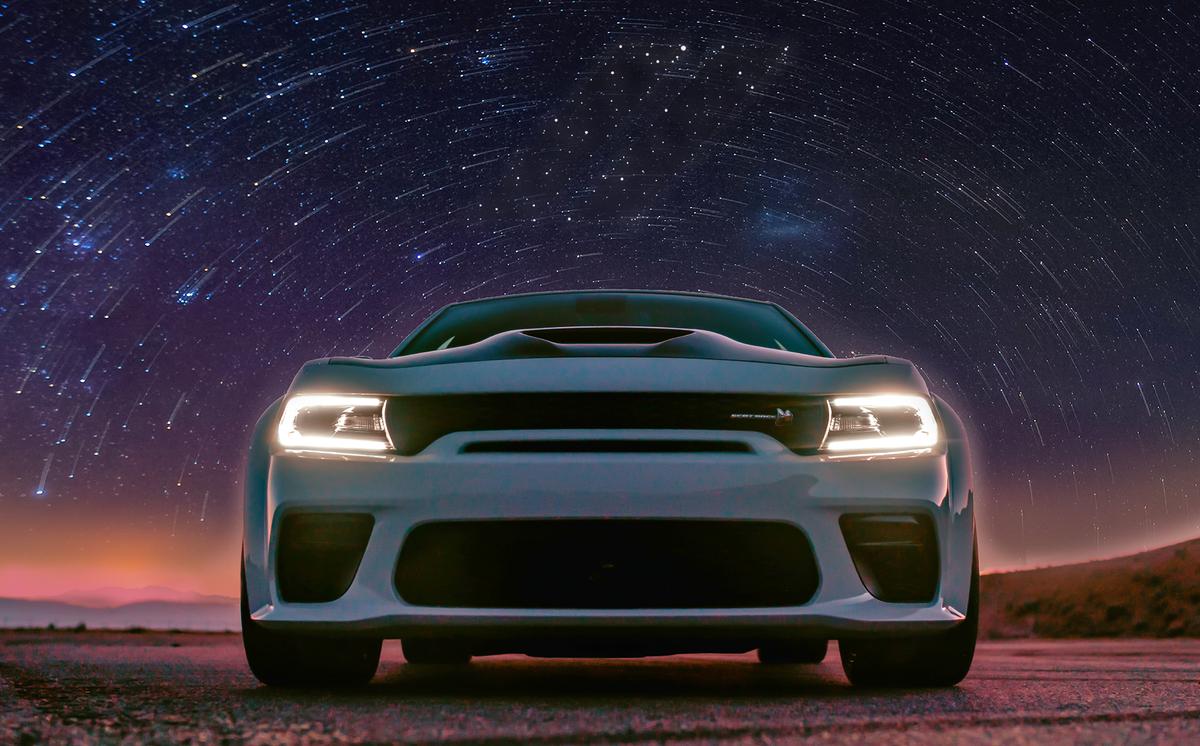Today's horoscope: astronomical horsepower. #Dodge #DodgeCharger https://t.co/bIDJgt9vM2