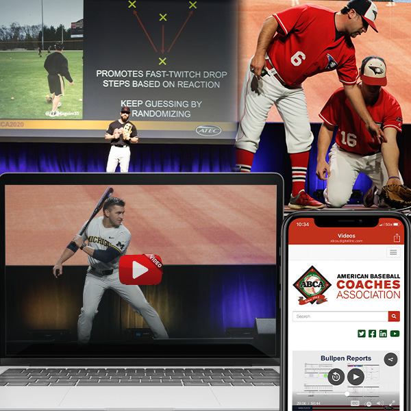 💥1 WEEK FROM TODAY💥 ABCA members will gain FREE ACCESS to all past Convention Clinic Videos beginning next week! ABCA will release a full set to members every Monday & Thursday from Aug. 3 - Sept. 14! Which set or video are you looking forward to watching on-demand?
