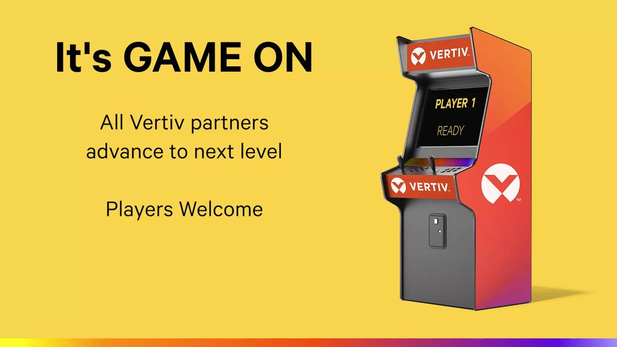Ready for the next level in partner programs? New benefits for every partner level to make the game more interesting. Wanna Play? - https://t.co/k8kMcn7YN4 #VertivPartners #EMEA #partnerprogram https://t.co/PT3XOkVaN0