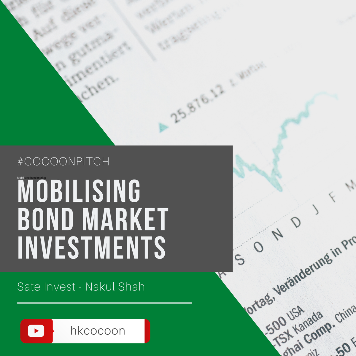 Sate Invest is a mobile first platform with a range of bond investment options like corporate bonds, sovereign bonds, tax-free bonds, and more!  Learn more about Sate Invest on our YouTube channel.  Watch Now: https://t.co/qPrHpn2acy    #hkcocoon #investments #pitching #youtube https://t.co/PK2UXz4wRJ
