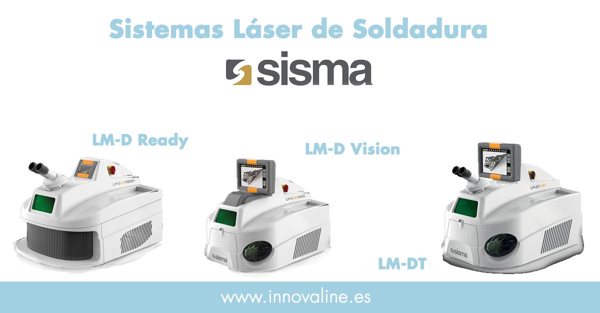 🔹 Sistemas láser de Soldadura Sisma SpA 🔹   En Innovaline disponemos un amplio catálogo de maquinaria para #soldadura de aplicación joyera, que puedes ver en nuestra web: https://t.co/HTIpnNFxzK  SISMA SpA #Innovaline #SismaSpA #DistribuidoresOficiales https://t.co/ceAvw7KgQG