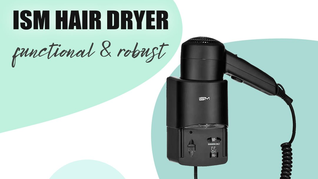 Easy to install, safe and low consumption hair dryers.  #hairdryers #hotelequipments https://t.co/RMxgRSUFXF