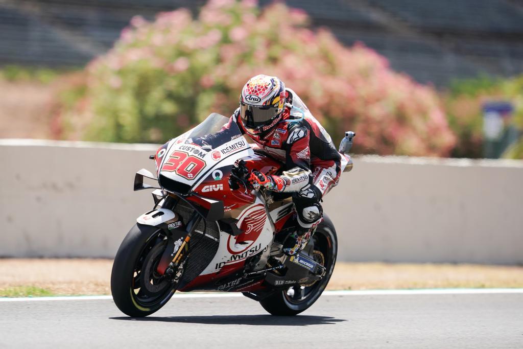 【先週末の #ホンダモースポ 】#MotoGP の第3戦アンダルシアGPが開催され、LCR Honda IDEMITSUの中上貴晶選手が自己ベストリザルトとなる4位でフィニッシュしました!Repsol Honda Teamのアレックス・マルケス選手は8位に入っています。 レースレポートはこちら ⇒https://t.co/njMvqF9Mvn https://t.co/SOumvLXQDX