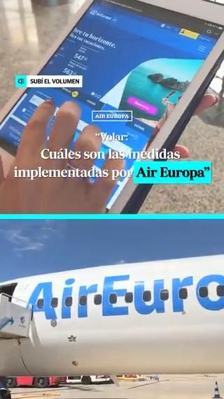 #AirEuropa no solo implementó nuevos protocolos de limpieza y desinfección, sino que también diseñó una nueva experiencia de vuelo. Conocé sus nuevas normativas e iniciativas  | #ContentLAB para @AirEuropa https://t.co/spukf12Mm7